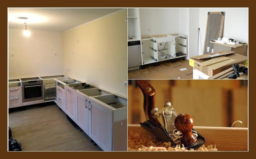 In der Küche  Küchenmontage  Singen, Tuttlingen, Konstanz