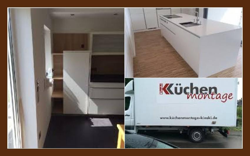 Küchenmontage Kinski  - Ihr Spezialist in Frankfurt, Darmstadt, Mainz, Mannheim