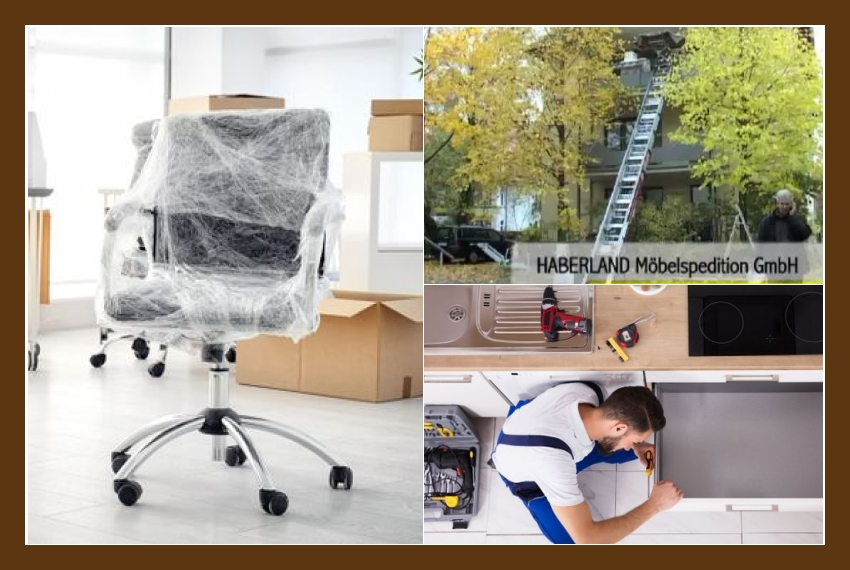 HABERLAND Möbelspedition GmbH  Küchenmontagen  Göttingen, Rosdorf, Northeim
