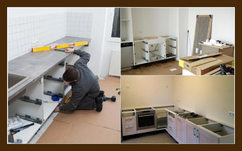 Montageservice Pforzheim Küchenmontage Stuttgart, Pforzheim, Karlsruhe, Ispringen